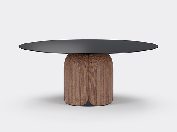 Bloom Noir Dining Table